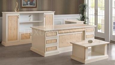 Sivena Wooden Office Room