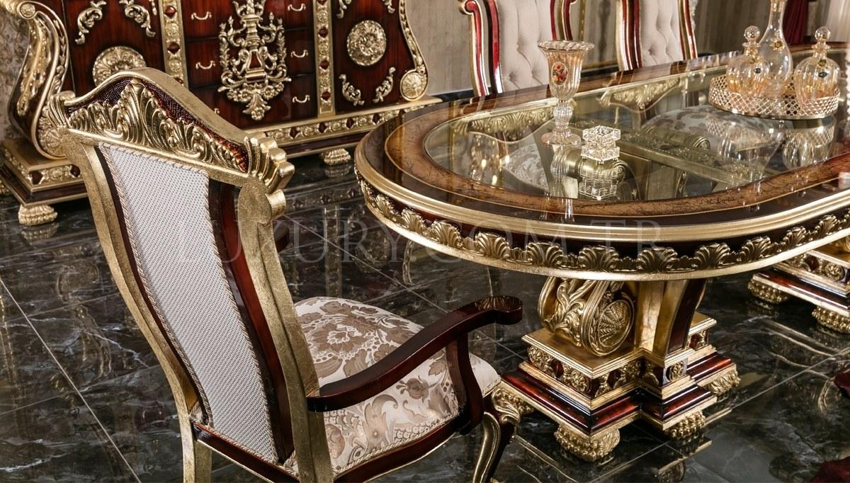 Soçi Classic Dining Room