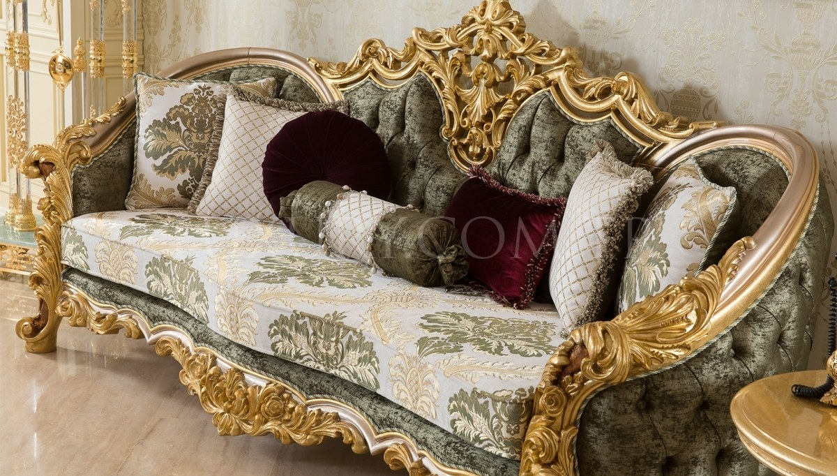 Sofia Classic Living Room