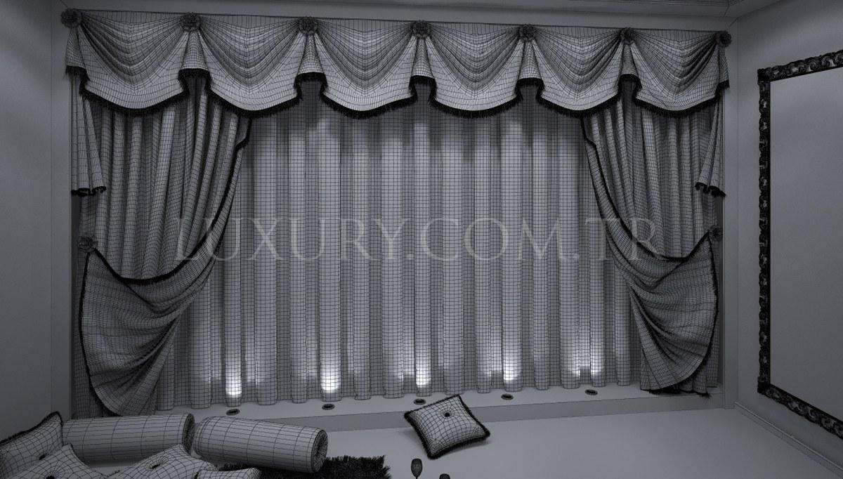 Toners Curtain