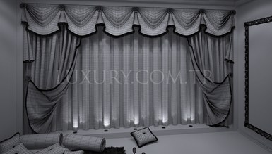 Toners Curtain