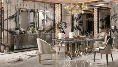 Tudora Metal Dining Room