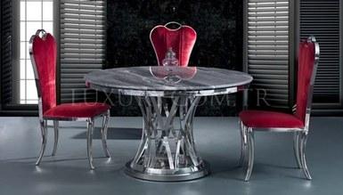 Veneza Metal Dinner Table