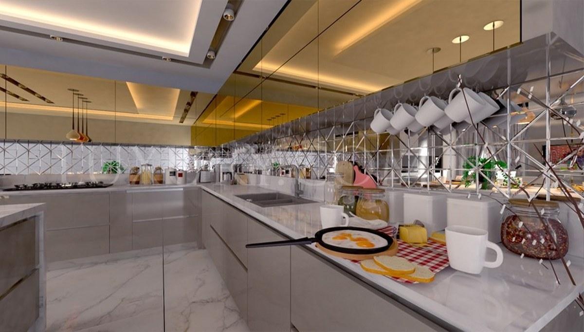 Venses Mutfak Dekorasyonu