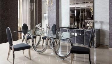 Veyron Metal Dining Room