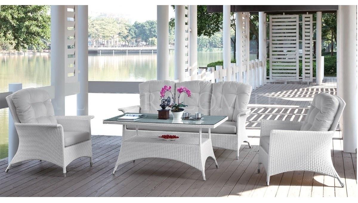Vidal Plus Garden Living Room