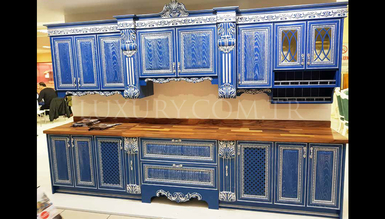 Vosan Mutfak Dekorasyonu