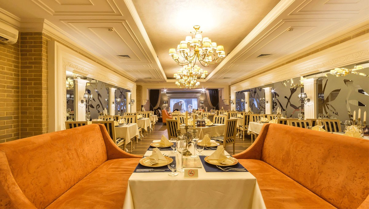 Zufar Cafe ve Restorant Furniture