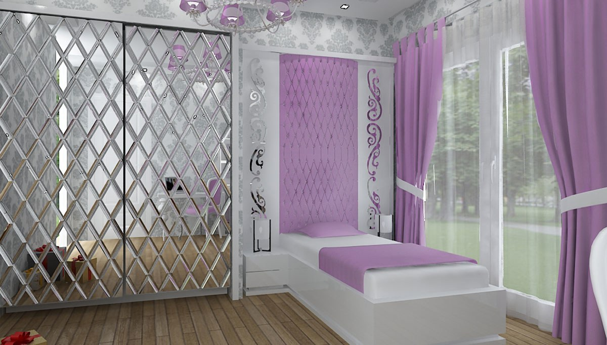 Zuhra Young Room
